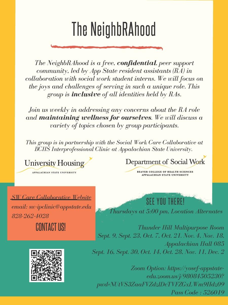 NeighbrRAhood Flyer Image